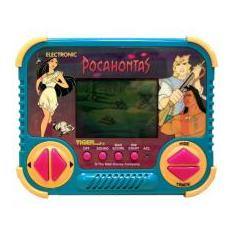 Foto Mini Game Vintage Retro Pocahontas 72-821 Tiger | Magazine Luiza.