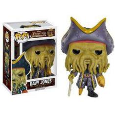 Foto Davy Jones - Piratas Do Caribe Funko Pop | Submarino