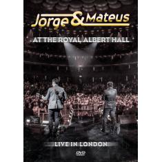 Foto Jorge & Mateus At The Royal Albert Hall - Live In London - DVD | Saraiva -