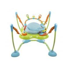 Foto Jumper Play Time Safety 1st Blue  | Magazine Luiza-