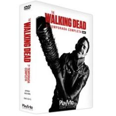 Foto DVD Box - The Walking Dead: 7ª Temporada Completa | Walmart -
