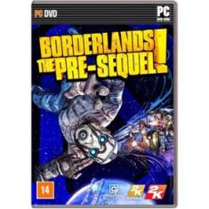 Foto Jogo Borderlands: The Pre-Sequel - PC | Pontofrio -