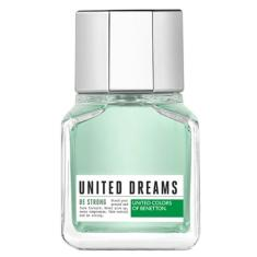 Foto United Dreams Be Strong - 100 ml | Vení Perfumaria*