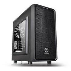 Foto Gabinete Gamer Tt Versa H15 Black Case Window Secc Ca-1D4-00S1WN-00 | Americanas