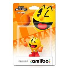Foto Nintendo Amiibo: Pac-Man - Super Smash Bros. - Wii U e New Nintendo 3DS | Carrefour