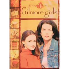 Foto DVD Gilmore Girls: The Complete First Season- Importado - 6 DVDs | Shoptime