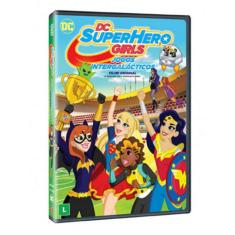 Foto Dc Super Hero Girls - Jogos Intergalácticos  (dvd) - Dc Super Hero Girls - Jogos Intergalácticos (dvd) | Fnac