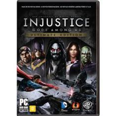 Foto Jogo Injustice: Gods Among Us Ultimate Edition - PC | Pontofrio -