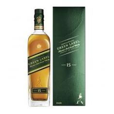 Foto Whisky Johnnie Walker Green Label 15 Anos 750 Ml | Magazine Luiza.