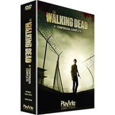 Foto DVD - The Walking Dead:  4ª Temporada Completa (5 Discos) | Americanas