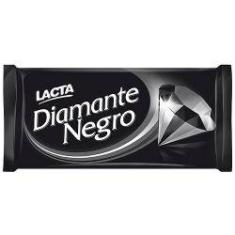 Foto Chocolate Diamante Negro 150g - Lacta | Shoptime