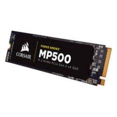 Foto Ssd - M.2 (2280 / Pcie Nvme) - 240gb - Corsair Force Series Mp500 - Cssd-f240gbmp500 | Americanas