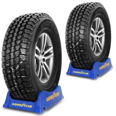 Foto Kit 2 Unidades Pneu Aro 16 Goodyear Wrangler Armortrac 235/70 R16 109S | Connect Parts*