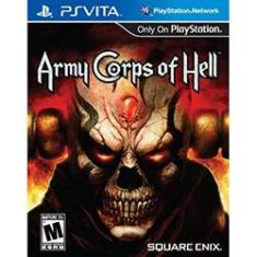 Foto Game - Army Corps Of Hell - PS Vita | Americanas