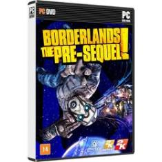 Foto Jogo Borderlands: The Pre-Sequel PC | Walmart -