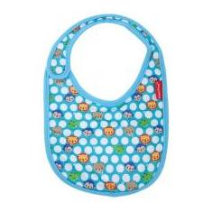 Foto Babador Decorado AZUL FISHER-PRICE 01212  | Magazine Luiza-