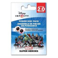 Foto Disney Infinity 2.0 Marvel Super Heroes Power Disc Pack | Extra -