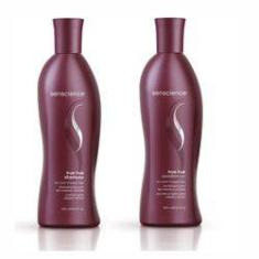 Foto Kit Shampoo e Condicionador Duo Senscience True Hue 300ml | Americanas