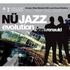 Foto Nu Jazz Evolution CD Jazz | Walmart -