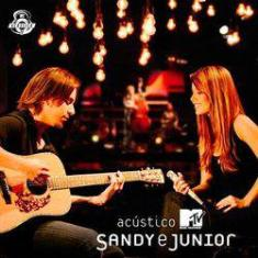 Foto Cd Sandy & Junior - Acústico Mtv - Pac | Submarino