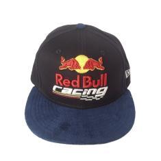 Foto Boné Snapback Red Bull Basic II New Era BON008 - preto azul  6a6aac85f81