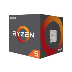 Foto Processador Amd Ryzen 5 2600 3.90 Ghz 6-core 19mb - Socket Am4 Com Cooler | Webcontinental