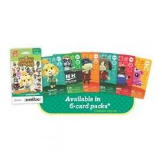 Foto Amiibo cards animal crossing series 1 - pack c/ 6 | Magazine Luiza-