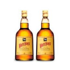 Foto Whisky White Horse 2 / 1000ml | Walmart -
