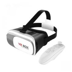 Foto ?culos Vr Com Controle Ios Android Smartphone Marca X-zhang | Extra -