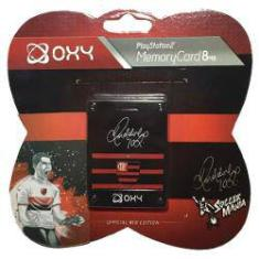 Foto Memory Card Oficial Flamengo 8mb Playstation 2 – Oxy | Submarino