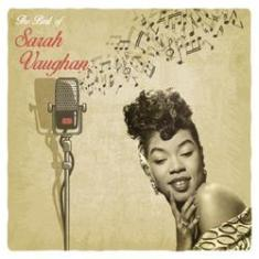 Foto Sarah Vaughan The Best Of Sarah Vaughan CD Jazz | Walmart -