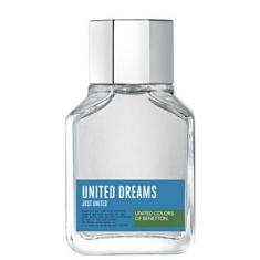 10022d443 Foto Perfume Masculino United Dreams Just United For Him Benetton Eau De  Toilette - 100ml