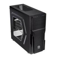 Foto Gabinete Tt Versa H21 Black Blue Led Fan Ca-1b2-00m1wn-04 | Submarino