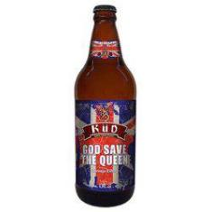 Foto Cerveja Kud - God Save The Queen 600ml | Submarino