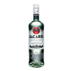 Foto Rum Bacardi Carta Branca Superior 980ml | Carrefour-