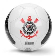 Foto Bola Futebol Campo Corinthians Timão Licenciada N5  4bc9555d6eabf