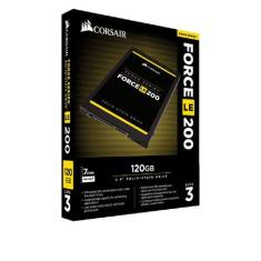 Foto SSD - 2,5pol / SATA3 - 240GB - Corsair Force LE200 - CSSD-F240GBLE200 / CSSD-F240GBLE200C | Amazon