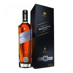 Foto Whisky Escocês Johnnie Walker Platinum Label 18 Anos Garrafa - 750ml | Magazine Luiza.