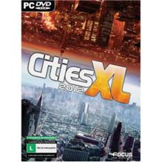 Foto Jogo Cities XL 2012 - PC | Pontofrio -