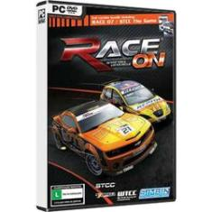Foto Jogo PC Race On | Walmart -