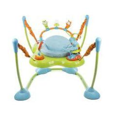 Foto Jumper Play Time Safety 1st Blue | Americanas