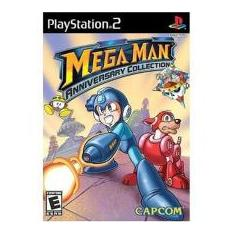 Foto Mega man anniversary collection - ps2 | Magazine Luiza.