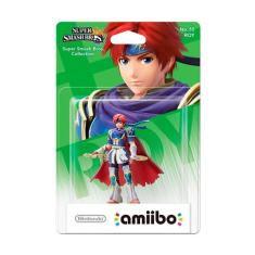 Foto Nintendo Amiibo: Roy - Super Smash Bros. Collection - Wii U e New Nintendo 3DS | Carrefour