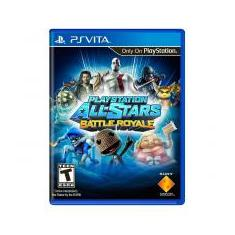 Foto Jogo PlayStation All-Stars Battle Royale - PS Vita | Magazine Luiza.