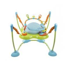 Foto Jumper Play Time Azul Com Luzes E Sons Safety 1St | Magazine Luiza.