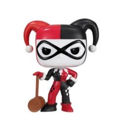 Foto Funko Pop Heroes : Harley Quinn With Mallet | FácilShopping*