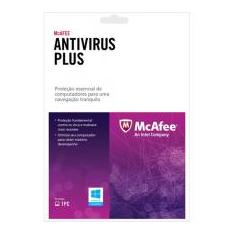 Foto Antivírus Plus Activation Card - McAfee | Magazine Luiza