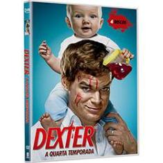 Foto Box DVD Dexter: 4ª Temporada (4 DVDs) | Shoptime