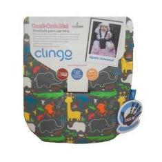 Foto Almofada Mini Memory Foam Jungle Boogie - Clingo | Magazine Luiza.