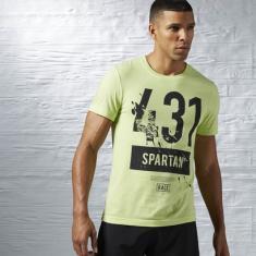 fa6adc89f1e Foto Camiseta Reebok Spartan Race Sleeve Tri-Blend - Masculino